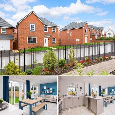 4 bedroom detached house for sale - Plot 557, Radleigh at Fleet Green, Hessle, Jenny Brough Lane, Hessle, HESSLE HU13