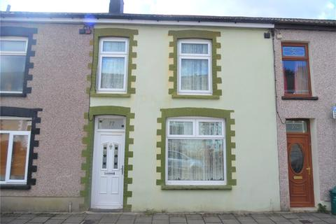 3 bedroom terraced house for sale - Pleasant View, Wattstown, Porth, RCT, CF39