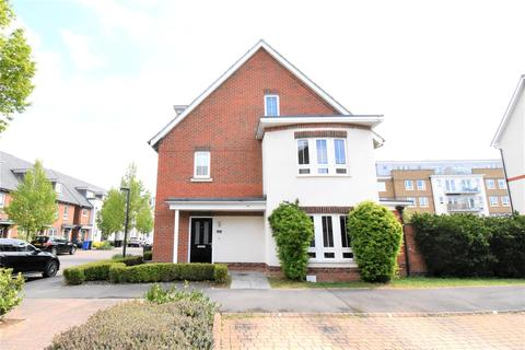 4 bedroom end of terrace house for sale - Kingfisher Drive, Maidenhead, Berkshire, SL6