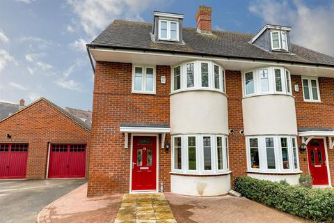 4 bedroom semi-detached house for sale - Fitzgerald Court, Northampton