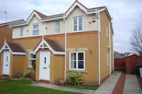 2 bedroom semi-detached house to rent - Moor Close, Wheldrake, YO19