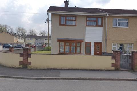 3 bedroom end of terrace house for sale - Wenallt Road, Abernant, Aberdare, CF44