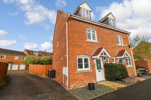 3 bedroom property for sale - Elder Close, Witham St. Hughs, Lincoln