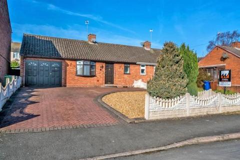 2 bedroom semi-detached bungalow to rent - Cobden Close, Hednesford WS12