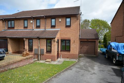 2 bedroom semi-detached house for sale - Meadowside Close, Wingerworth, Chesterfield, S42 6RL