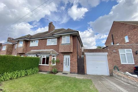 3 bedroom semi-detached house for sale - Park Crescent, Oadby, LE2