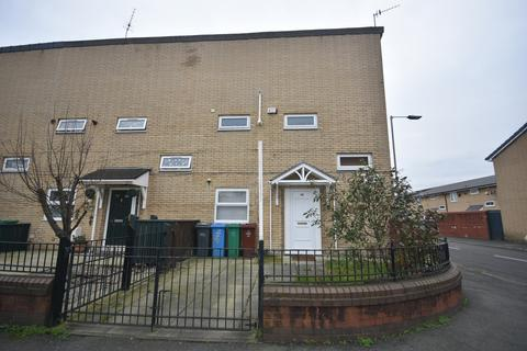 2 bedroom terraced house to rent - Bold Street, Manchester. M16 7AB