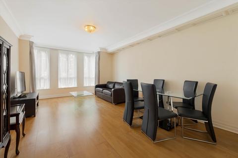 1 bedroom flat for sale - Sandalwood Mansions, Stone Hall Gardens, London, W8