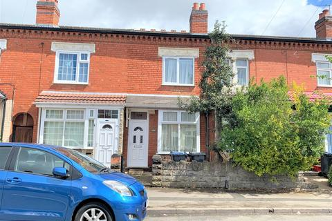 2 bedroom terraced house for sale - Knowle Road, Sparkhill, Birmingham
