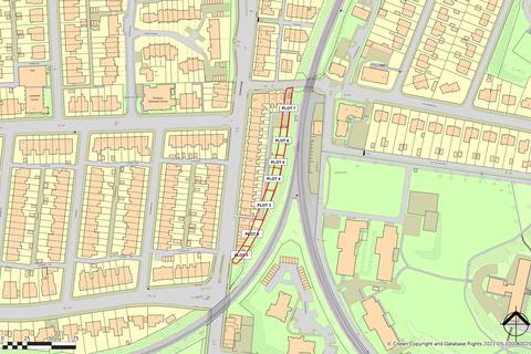 Land for sale - Land (parcel 4) at Crow Road, Whittingehame Drive, Lanarkshire, G13 1NU