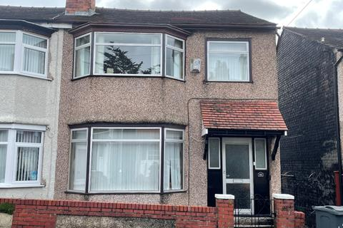3 bedroom semi-detached house to rent - Rocklands Avenue, Higher Bebington, Wirral, CH63