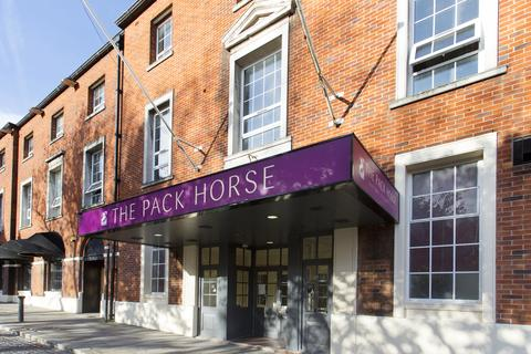 Studio for sale - The Pack Horse, Nelson Square