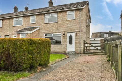 3 bedroom end of terrace house for sale - Elm Tree Close, Keyingham, Hull, HU12