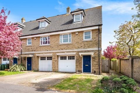3 bedroom end of terrace house for sale - Marshall Square, Banister Park, Southampton, Hampshire, SO15