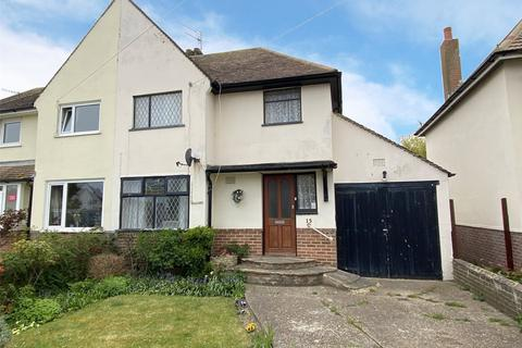 3 bedroom semi-detached house for sale - The Broadway, Lancing, West Sussex, BN15