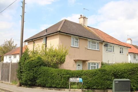 3 bedroom semi-detached house to rent - Hillside Road, Croydon