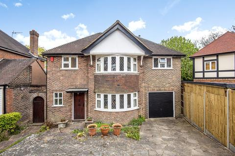 4 bedroom detached house for sale - Russell Green Close, Purley