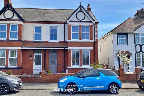 4 bedroom semi-detached house for sale - Marine Road, Prestatyn