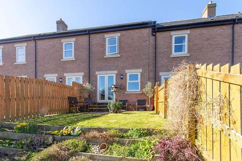 2 bedroom terraced house for sale - Willoughby Park, Alnwick
