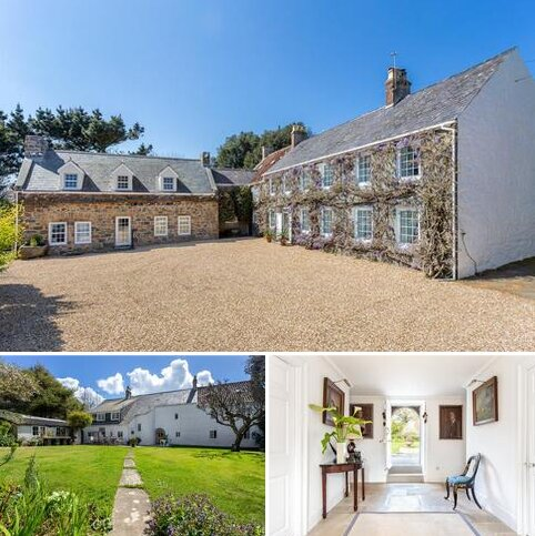 7 bedroom character property for sale - Les Caches, Rue Des Caches, St. Pierre Du Bois, GY7