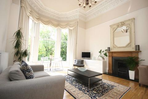 2 bedroom flat to rent - Grosvenor Crescent, Edinburgh