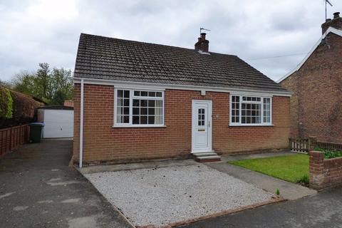 2 bedroom detached bungalow to rent - Nordham, North Cave