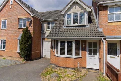 3 bedroom townhouse for sale - Owen Close, Thorpe Astley