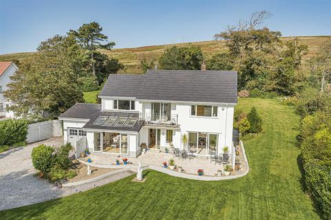 4 bedroom detached house for sale - Hall Meadow, Nicholaston Penmaen, Swansea