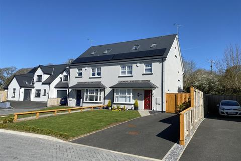 3 bedroom semi-detached house for sale - Knights Court, Templeton, Narberth