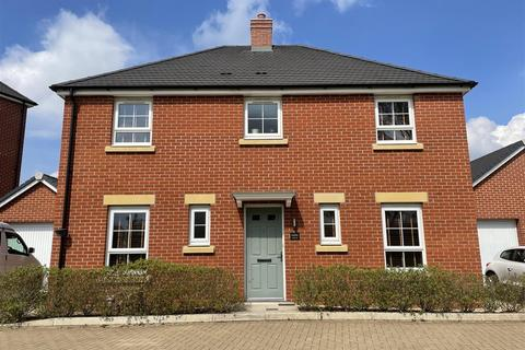 4 bedroom detached house for sale - Forgetmenot Way, Emersons Green, Bristol