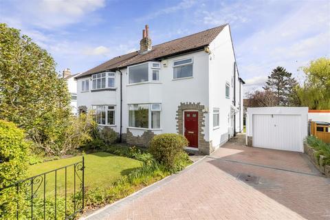 4 bedroom semi-detached house for sale - Kingsley Avenue, Leeds