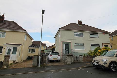 3 bedroom semi-detached house for sale - Martell Street, Fforestfach, Swansea