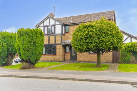 4 bedroom detached house for sale - Mornington Crescent, Nuthall, Nottingham
