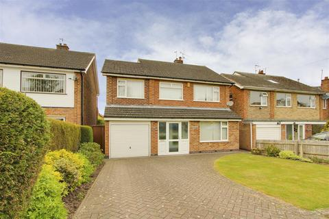 4 bedroom detached house for sale - Greythorn Drive, West Bridgford, Nottinghamshire, NG2 7GG
