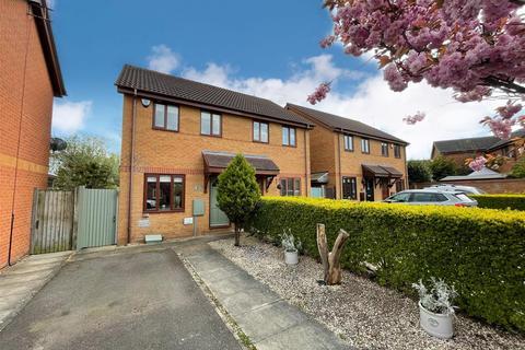 2 bedroom semi-detached house for sale - Margam Crescent, Monkston, Milton Keynes