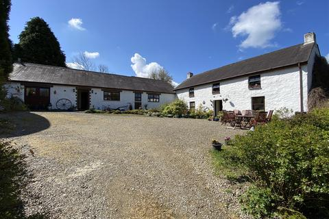 3 bedroom property with land for sale - Cwmcoed, Nevern, Newport