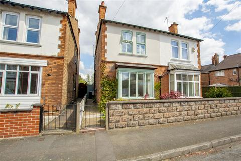 3 bedroom semi-detached house for sale - Charlton Avenue, Long Eaton