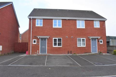 3 bedroom semi-detached house for sale - Lloyd Thomas Court, Townhill, Swansea
