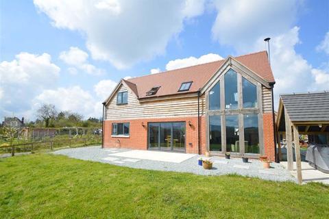 4 bedroom detached house for sale - Gravels Bank, Minsterley, Shrewsbury