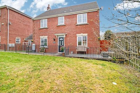 4 bedroom detached house for sale - Y Llanerch, Pontlliw, Swansea