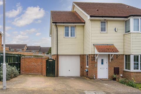 4 bedroom end of terrace house for sale - St. Pauls Crescent, Boughton-Under-Blean, Faversham