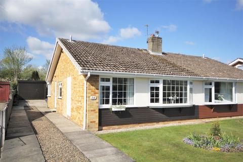 2 bedroom semi-detached bungalow for sale - Cedar Glade, Dunnington, York, YO19