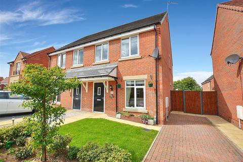 3 bedroom semi-detached house for sale - Highfield Avenue, Langwith Junction