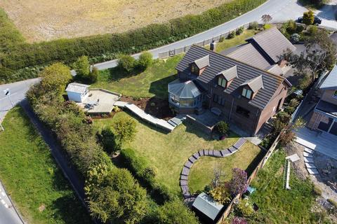 5 bedroom detached house for sale - Overlooking Cardigan Bay, Aberarth, Nr Aberaeron