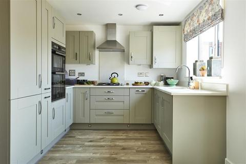 3 bedroom terraced house for sale - Plot 97- The Byford at Riverside Walk, Wear Barton Road EX2