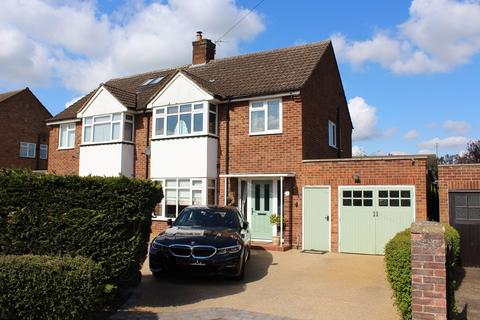 4 bedroom semi-detached house for sale - The Crofts, Stotfold, Hitchin, SG5