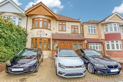 5 bedroom semi-detached house for sale - The Glade, CLAYHALL, IG5