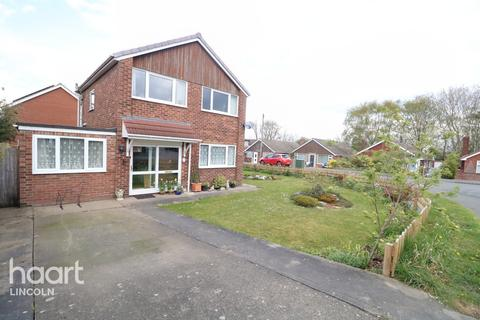 3 bedroom detached house for sale - Somerville Close, Lincoln
