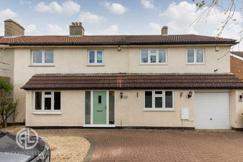 5 bedroom semi-detached house for sale - Wilbury Hills Road, Letchworth Garden City, SG6 4JU