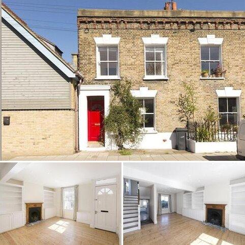 3 bedroom terraced house for sale - Heath Road, Battersea, London, SW8